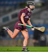 12 December 2020; Niamh Kilkenny of Galway during the Liberty Insurance All-Ireland Senior Camogie Championship Final match between Galway and Kilkenny at Croke Park in Dublin. Photo by Piaras Ó Mídheach/Sportsfile