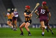 12 December 2020; Grace Walsh of Kilkenny during the Liberty Insurance All-Ireland Senior Camogie Championship Final match between Galway and Kilkenny at Croke Park in Dublin. Photo by Piaras Ó Mídheach/Sportsfile
