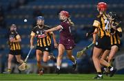 12 December 2020; Orlaith McGrath of Galway during the Liberty Insurance All-Ireland Senior Camogie Championship Final match between Galway and Kilkenny at Croke Park in Dublin. Photo by Piaras Ó Mídheach/Sportsfile