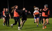 16 December 2020; Action during a Railway Union RFC Girls 'Give it a Try' training session at Railway Union RFC in Park Avenue, Dublin. Photo by Matt Browne/Sportsfile
