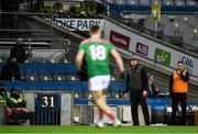 19 December 2020; Mayo manager James Horan during the GAA Football All-Ireland Senior Championship Final match between Dublin and Mayo at Croke Park in Dublin. Photo by Piaras Ó Mídheach/Sportsfile