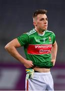 19 December 2020; Eoghan McLaughlin of Mayo dejected following the GAA Football All-Ireland Senior Championship Final match between Dublin and Mayo at Croke Park in Dublin. Photo by Sam Barnes/Sportsfile