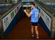 19 December 2020; Dean Rock of Dublin leaves the pitch following the GAA Football All-Ireland Senior Championship Final match between Dublin and Mayo at Croke Park in Dublin. Photo by Eóin Noonan/Sportsfile