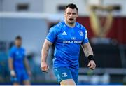 19 December 2020; Cian Healy of Leinster during the Heineken Champions Cup Pool A Round 2 match between Leinster and Northampton Saints at the RDS Arena in Dublin. Photo by Ramsey Cardy/Sportsfile