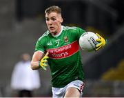 19 December 2020; Eoghan McLaughlin of Mayo during the GAA Football All-Ireland Senior Championship Final match between Dublin and Mayo at Croke Park in Dublin. Photo by Seb Daly/Sportsfile