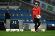 19 December 2020; Mayo selector Ciarán McDonald prior to the GAA Football All-Ireland Senior Championship Final match between Dublin and Mayo at Croke Park in Dublin. Photo by Piaras Ó Mídheach/Sportsfile