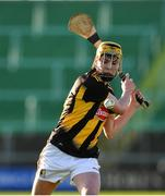 20 December 2020; Killian Doyle of Kilkenny scores a point during the Electric Ireland Leinster GAA Hurling Minor Championship Semi-Final match between Wexford and Kilkenny at Chadwicks Wexford Park in Wexford. Photo by Seb Daly/Sportsfile