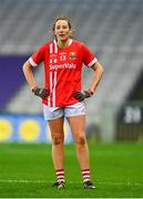 20 December 2020; Áine O'Sullivan of Cork following the TG4 All-Ireland Senior Ladies Football Championship Final match between Cork and Dublin at Croke Park in Dublin. Photo by Eóin Noonan/Sportsfile