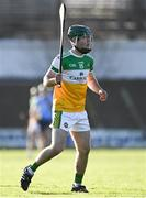 12 December 2020; Cathal O'Meara of Offaly during the Bord Gais Energy Leinster Under 20 Hurling Championship Quarter-Final match between Offaly and Dublin at St Brendan's Park in Birr, Offaly. Photo by Sam Barnes/Sportsfile