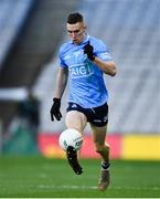 19 December 2020; Lee Gannon of Dublin during the EirGrid GAA Football All-Ireland Under 20 Championship Final match between Dublin and Galway at Croke Park in Dublin. Photo by Sam Barnes/Sportsfile