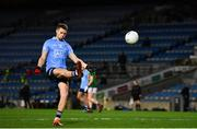 19 December 2020; Dean Rock of Dublin takes a free during the GAA Football All-Ireland Senior Championship Final match between Dublin and Mayo at Croke Park in Dublin. Photo by Sam Barnes/Sportsfile