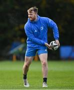 22 December 2020; David Hawkshaw during Leinster Rugby squad training at UCD in Dublin. Photo by Ramsey Cardy/Sportsfile