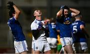 22 November 2020; Raymond Galligan of Cavan, centre, and team-mates celebrate following the Ulster GAA Football Senior Championship Final match between Cavan and Donegal at Athletic Grounds in Armagh. Photo by David Fitzgerald/Sportsfile