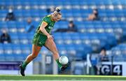 20 December 2020; Vikki Wall of Meath during the TG4 All-Ireland Intermediate Ladies Football Championship Final match between Meath and Westmeath at Croke Park in Dublin. Photo by Brendan Moran/Sportsfile