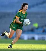 20 December 2020; Emma Troy of Meath during the TG4 All-Ireland Intermediate Ladies Football Championship Final match between Meath and Westmeath at Croke Park in Dublin. Photo by Brendan Moran/Sportsfile