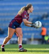 20 December 2020; Jennifer Rogers of Westmeath during the TG4 All-Ireland Intermediate Ladies Football Championship Final match between Meath and Westmeath at Croke Park in Dublin. Photo by Brendan Moran/Sportsfile
