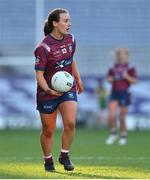 20 December 2020; Lucy McCartan of Westmeath during the TG4 All-Ireland Intermediate Ladies Football Championship Final match between Meath and Westmeath at Croke Park in Dublin. Photo by Brendan Moran/Sportsfile