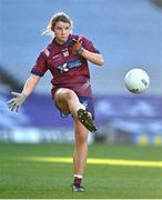 20 December 2020; Anna Jones of Westmeath during the TG4 All-Ireland Intermediate Ladies Football Championship Final match between Meath and Westmeath at Croke Park in Dublin. Photo by Brendan Moran/Sportsfile