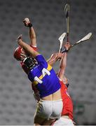 23 December 2020; Ciaran Joyce and Conor O'Callaghan of Cork in action against Kian O'Kelly of Tipperary during the Bord Gáis Energy Munster GAA Hurling U20 Championship Final match between Cork and Tipperary at Páirc Uí Chaoimh in Cork. Photo by Matt Browne/Sportsfile