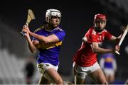 23 December 2020; Johnny Ryan of Tipperary during the Bord Gáis Energy Munster GAA Hurling U20 Championship Final match between Cork and Tipperary at Páirc Uí Chaoimh in Cork. Photo by Matt Browne/Sportsfile