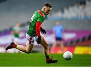 19 December 2020; Ryan O'Donoghue of Mayo during the GAA Football All-Ireland Senior Championship Final match between Dublin and Mayo at Croke Park in Dublin. Photo by Eóin Noonan/Sportsfile