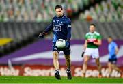 19 December 2020; Stephen Cluxton of Dublin during the GAA Football All-Ireland Senior Championship Final match between Dublin and Mayo at Croke Park in Dublin. Photo by Eóin Noonan/Sportsfile