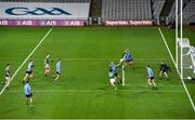 19 December 2020; Action during the GAA Football All-Ireland Senior Championship Final match between Dublin and Mayo at Croke Park in Dublin. Photo by Eóin Noonan/Sportsfile