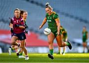 20 December 2020; Vikki Wall of Meath during the TG4 All-Ireland Intermediate Ladies Football Championship Final match between Meath and Westmeath at Croke Park in Dublin. Photo by Sam Barnes/Sportsfile