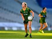 20 December 2020; Stacey Grimes of Meath during the TG4 All-Ireland Intermediate Ladies Football Championship Final match between Meath and Westmeath at Croke Park in Dublin. Photo by Sam Barnes/Sportsfile