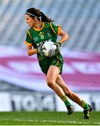 20 December 2020; Niamh O'Sullivan of Meath during the TG4 All-Ireland Intermediate Ladies Football Championship Final match between Meath and Westmeath at Croke Park in Dublin. Photo by Sam Barnes/Sportsfile