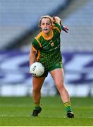 20 December 2020; Emma Duggan of Meath during the TG4 All-Ireland Intermediate Ladies Football Championship Final match between Meath and Westmeath at Croke Park in Dublin. Photo by Sam Barnes/Sportsfile