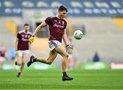 19 December 2020; Matthew Tierney of Galway during the EirGrid GAA Football All-Ireland Under 20 Championship Final match between Dublin and Galway at Croke Park in Dublin. Photo by Eóin Noonan/Sportsfile