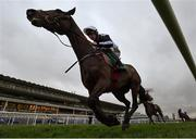 27 December 2020; Ballycairn, with Jamie Codd up, on their way to winning the 'Paddy Power Flat One' Flat Race on day two of the Leopardstown Christmas Festival at Leopardstown Racecourse in Dublin. Photo by Seb Daly/Sportsfile