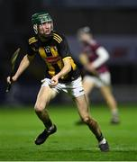 18 December 2020; Ian Byrne of Kilkennys during the Bord Gáis Energy Leinster Under 20 Hurling Championship Semi-Final match between Kilkenny and Galway at MW Hire O'Moore Park in Portlaoise, Laois. Photo by Piaras Ó Mídheach/Sportsfile