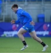 29 December 2020; David Hawkshaw during Leinster Rugby squad training at Energia Park in Dublin. Photo by Ramsey Cardy/Sportsfile