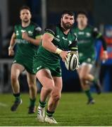 2 January 2021; Sammy Arnold of Connacht during the Guinness PRO14 match between Leinster and Connacht at the RDS Arena in Dublin. Photo by Ramsey Cardy/Sportsfile