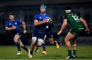 2 January 2021; Will Connors of Leinster during the Guinness PRO14 match between Leinster and Connacht at the RDS Arena in Dublin. Photo by Ramsey Cardy/Sportsfile