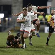 2 January 2021; Callum Reid of Ulster during the Guinness PRO14 match between Ulster and Munster at Kingspan Stadium in Belfast. Photo by John Dickson/Sportsfile
