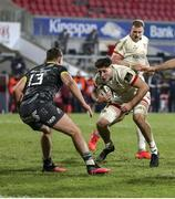 2 January 2021; David McCann of Ulster during the Guinness PRO14 match between Ulster and Munster at Kingspan Stadium in Belfast. Photo by John Dickson/Sportsfile
