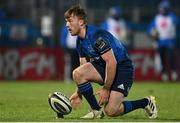 2 January 2021; David Hawkshaw of Leinster during the Guinness PRO14 match between Leinster and Connacht at the RDS Arena in Dublin. Photo by Brendan Moran/Sportsfile