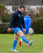 4 January 2021; Cian Healy during Leinster Rugby squad training at UCD in Dublin. Photo by Ramsey Cardy/Sportsfile
