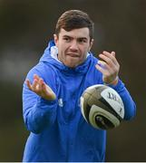 4 January 2021; Luke McGrath during Leinster Rugby squad training at UCD in Dublin. Photo by Ramsey Cardy/Sportsfile