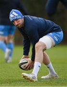 4 January 2021; Jack Conan during Leinster Rugby squad training at UCD in Dublin. Photo by Ramsey Cardy/Sportsfile
