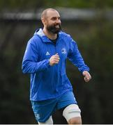4 January 2021; Scott Fardy during Leinster Rugby squad training at UCD in Dublin. Photo by Ramsey Cardy/Sportsfile