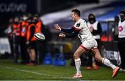 2 January 2021; Billy Burns of Ulster during the Guinness PRO14 match between Ulster and Munster at Kingspan Stadium in Belfast. Photo by David Fitzgerald/Sportsfile