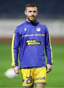5 January 2021; Jack Byrne of APOEL prior to the Cyta Championship match between Doxa and APOEL at Makareio Stadium in Nicosia, Cyprus. Photo by Nicos Savvides/Sportsfile