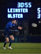 8 January 2021; Jonathan Sexton of Leinster during the Guinness PRO14 match between Leinster and Ulster at the RDS Arena in Dublin. Photo by Seb Daly/Sportsfile