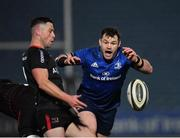 8 January 2021; Cian Healy of Leinster during the Guinness PRO14 match between Leinster and Ulster at the RDS Arena in Dublin. Photo by Seb Daly/Sportsfile