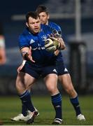 8 January 2021; Cian Healy of Leinster during the Guinness PRO14 match between Leinster and Ulster at the RDS Arena in Dublin. Photo by Ramsey Cardy/Sportsfile