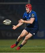 8 January 2021; Josh van der Flier of Leinster during the Guinness PRO14 match between Leinster and Ulster at the RDS Arena in Dublin. Photo by Ramsey Cardy/Sportsfile